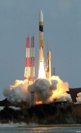 Япония запустила ракету со спутником разведки